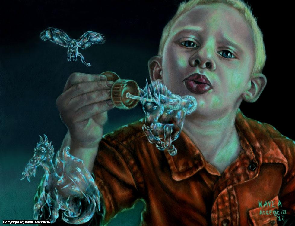 Imaginary Artwork by Kayla Ascencio