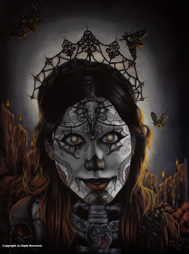 Afterglow Artwork by Kayla Ascencio