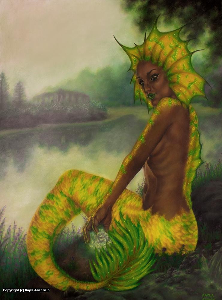 Enchanted Artwork by Kayla Ascencio