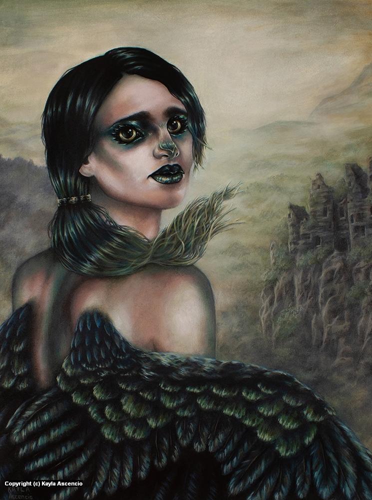 Demise Artwork by Kayla Ascencio