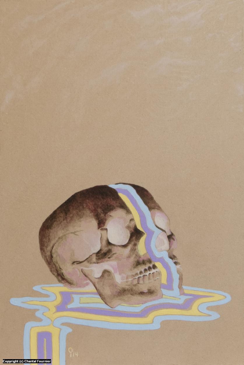 Brain Candy Artwork by Chantal Fournier