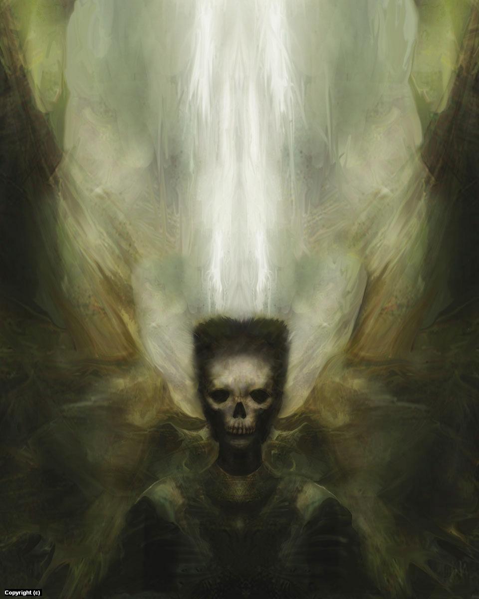 Ascend Artwork by Marc Potts