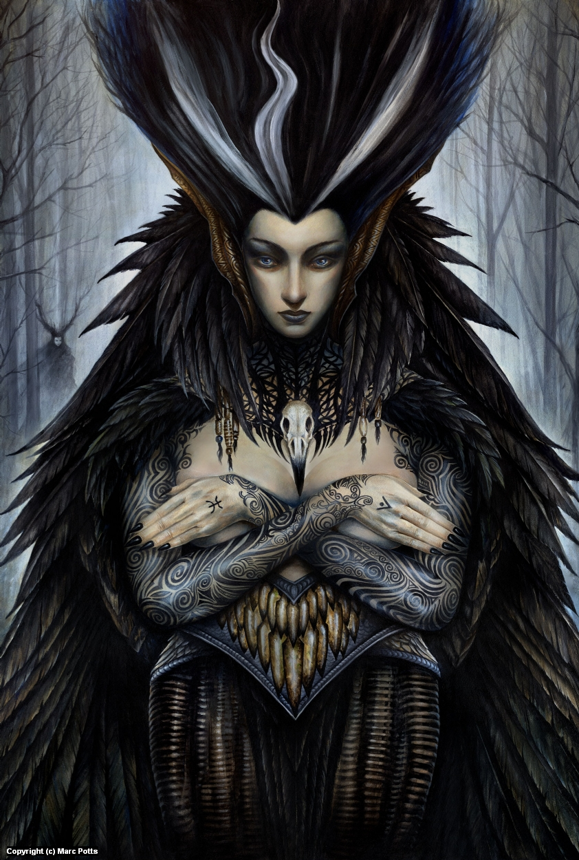 Morven Artwork by Marc Potts