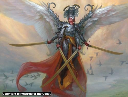Angel of Invention Artwork by Volkan Baga