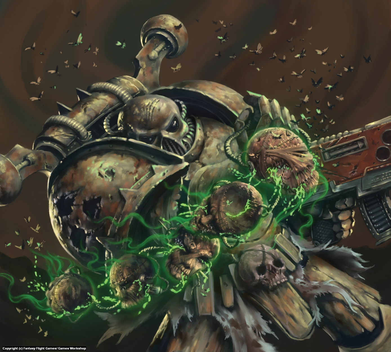 Blight grenades Artwork by John Dotegowski