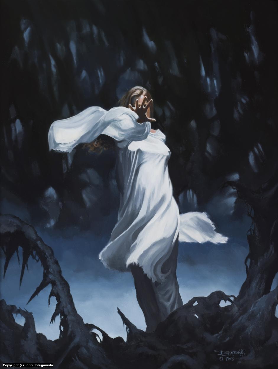 Lost?  Artwork by John Dotegowski