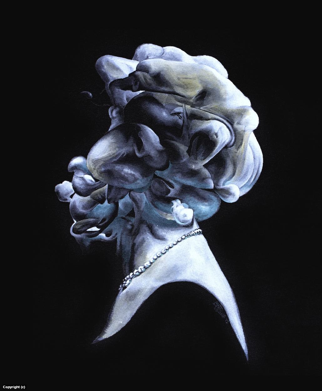Smoke Artwork by Matt Tisdale