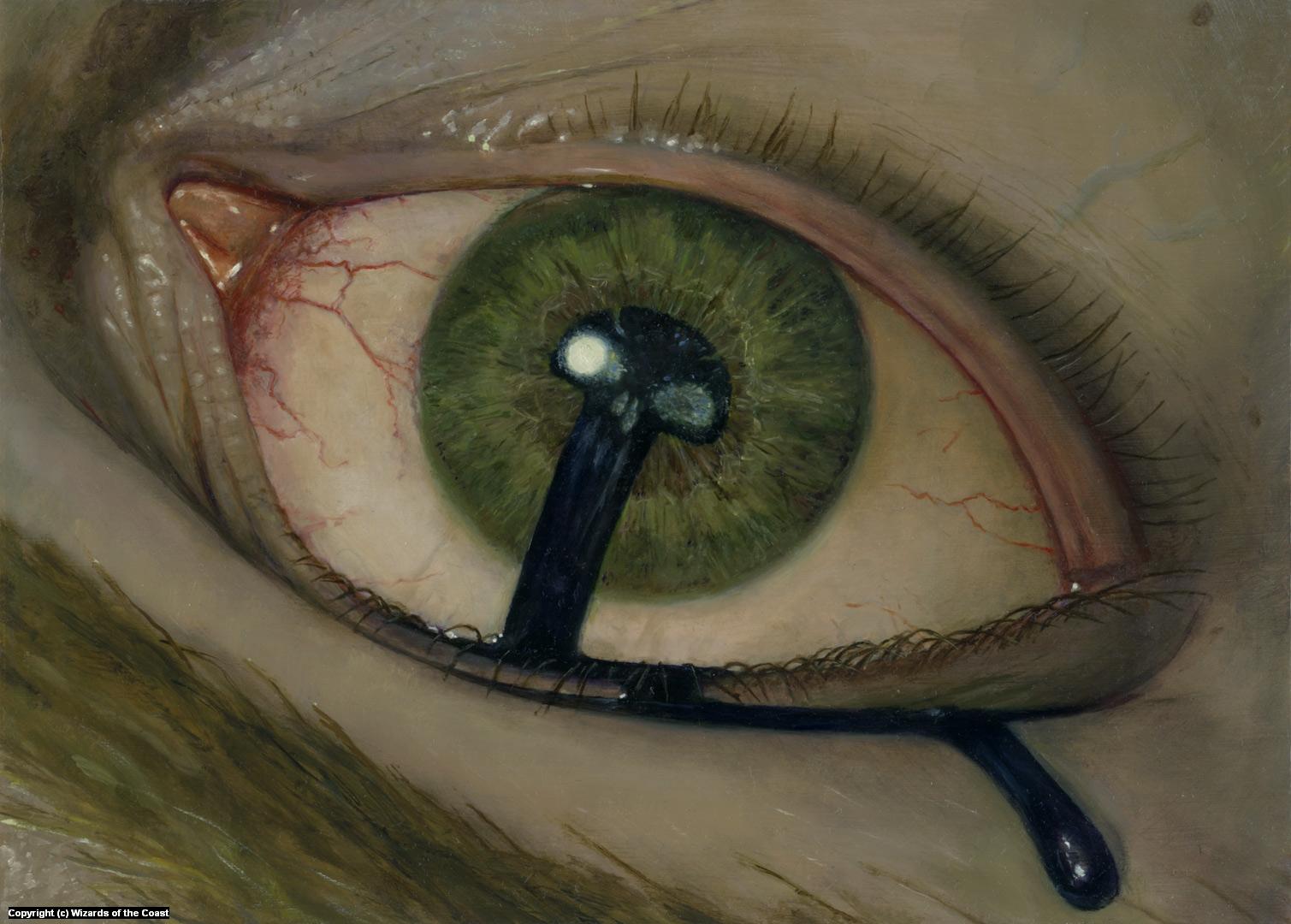 Deathmark Artwork by Steven Belledin
