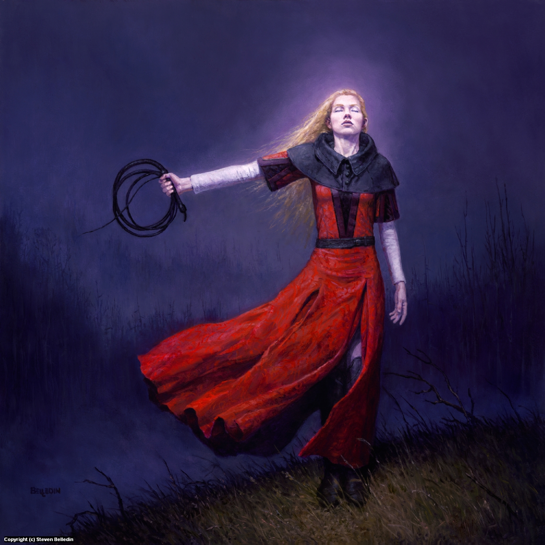 The Night Prelude Artwork by Steven Belledin
