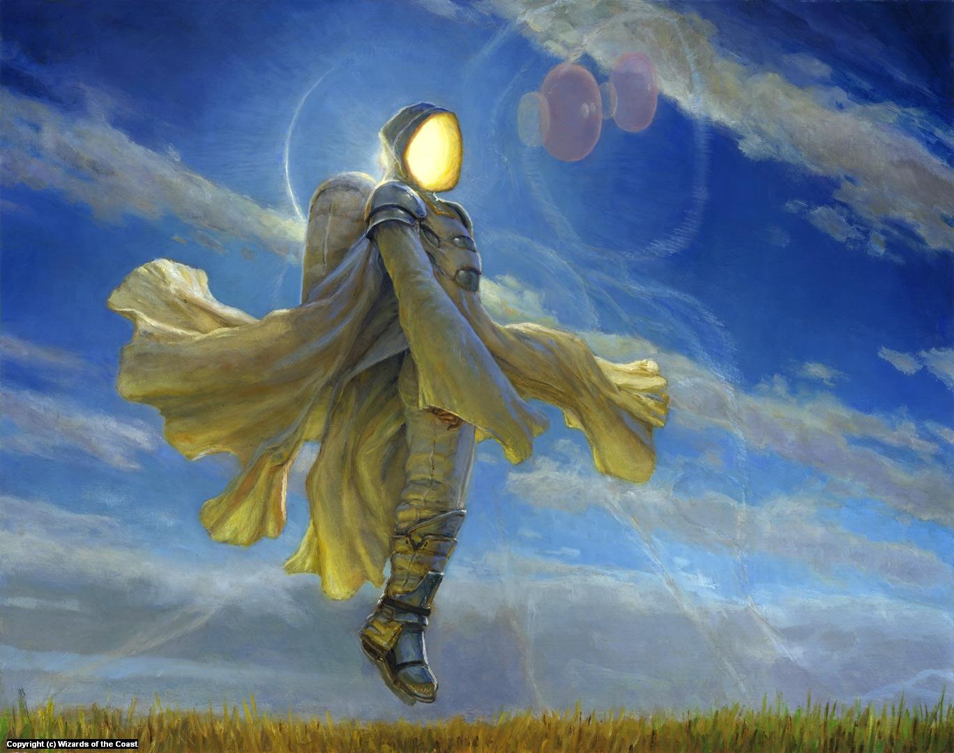 Transcendent Master Artwork by Steven Belledin