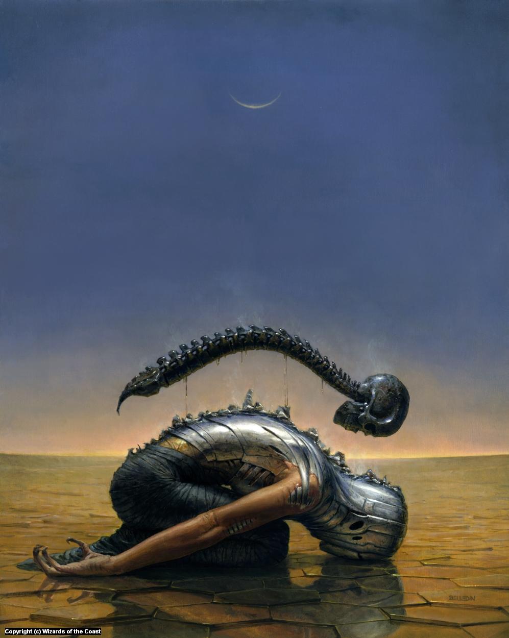 Surrender Artwork by Steven Belledin