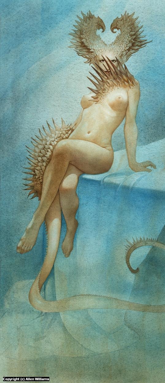Terra Artwork by Allen Williams