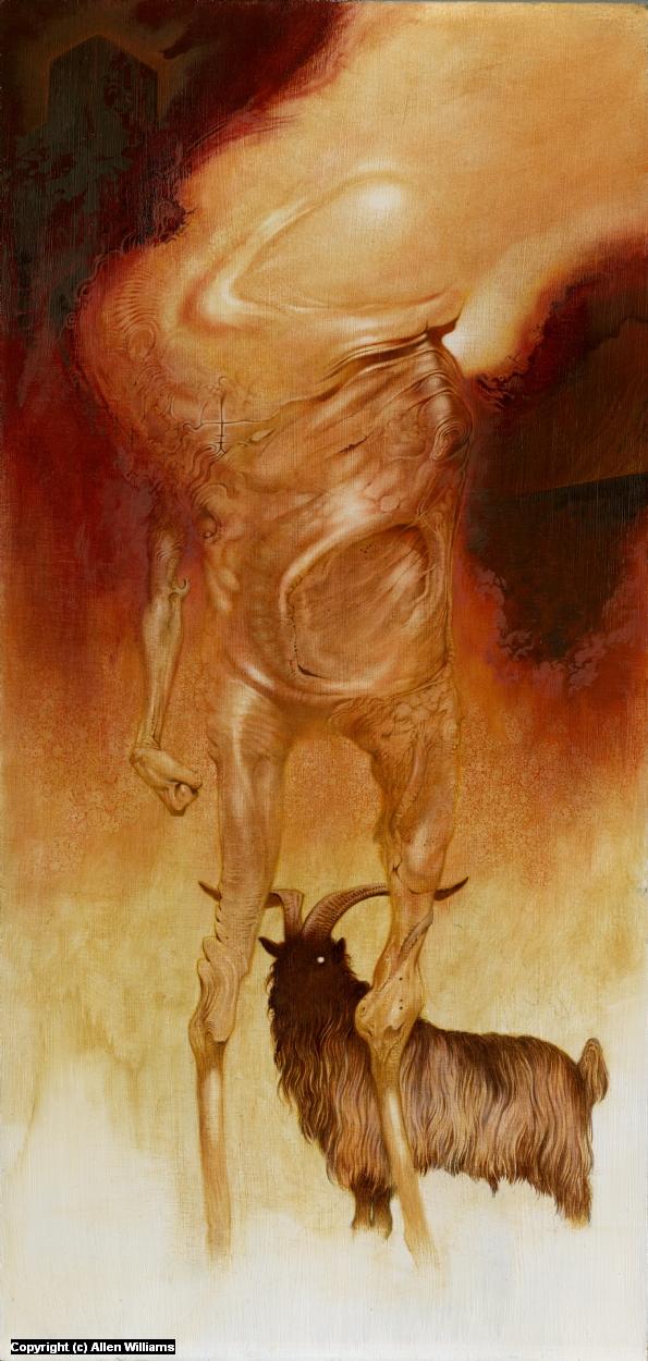 The Hobb Artwork by Allen Williams