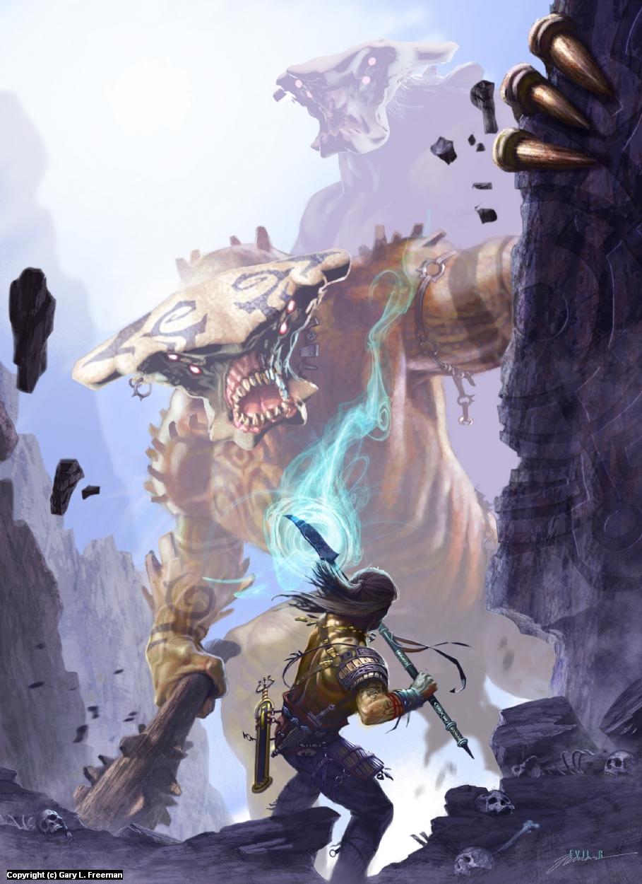 The Guardians Artwork by Gary Freeman
