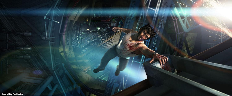 The Wolverine Concept Art Artwork by Wayne Haag