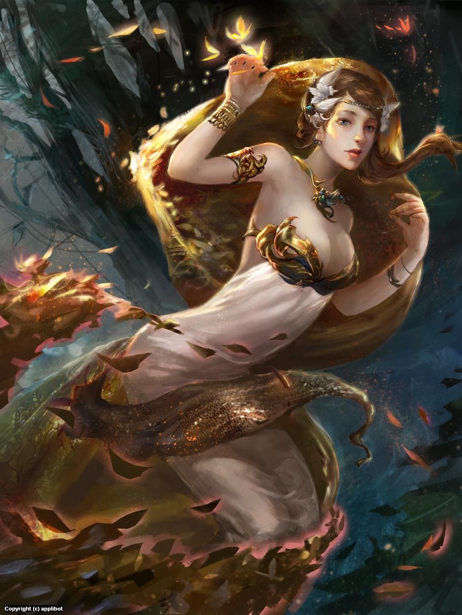 Helen of Troy Artwork by li ran