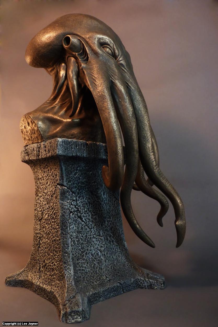 Key of Cthulhu Artwork by Lee Joyner