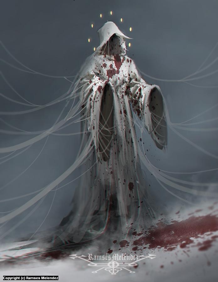 Eternal II Artwork by Ramses Melendez