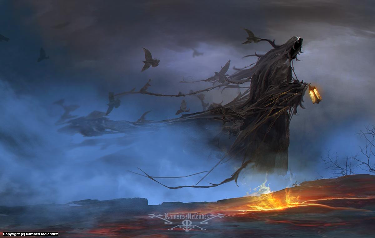 Nocturne Artwork by Ramses Melendez