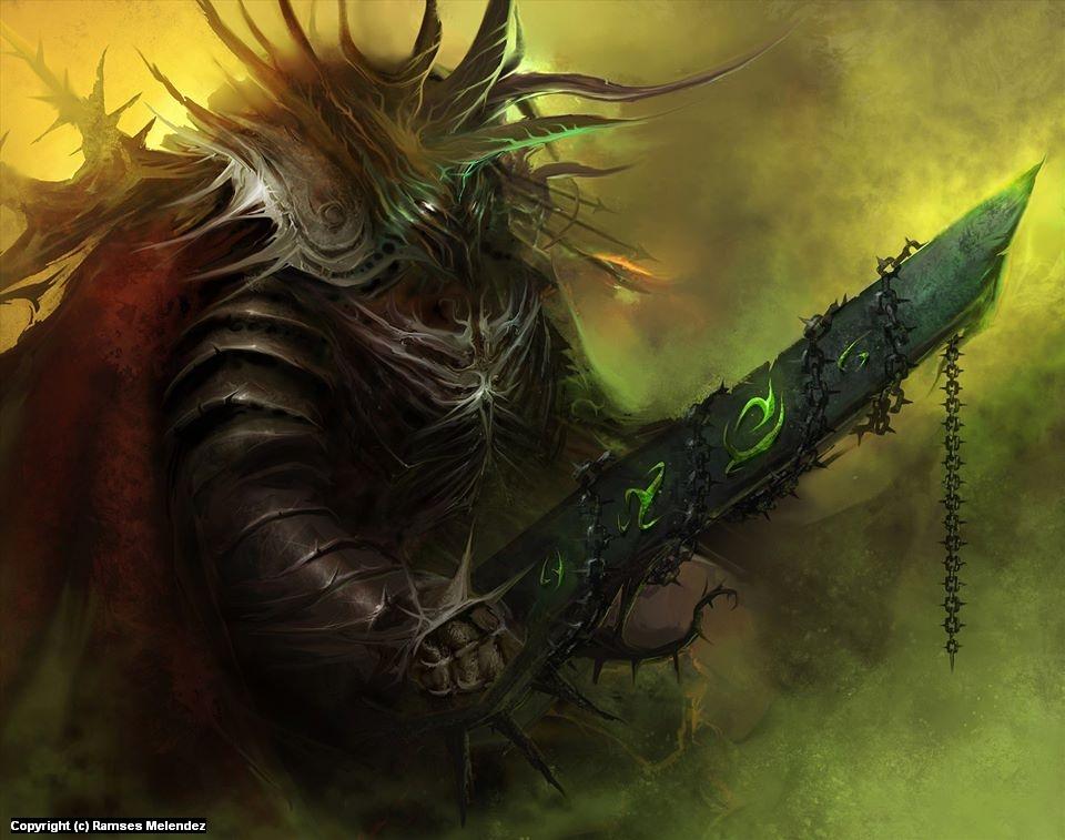 Warrior Artwork by Ramses Melendez
