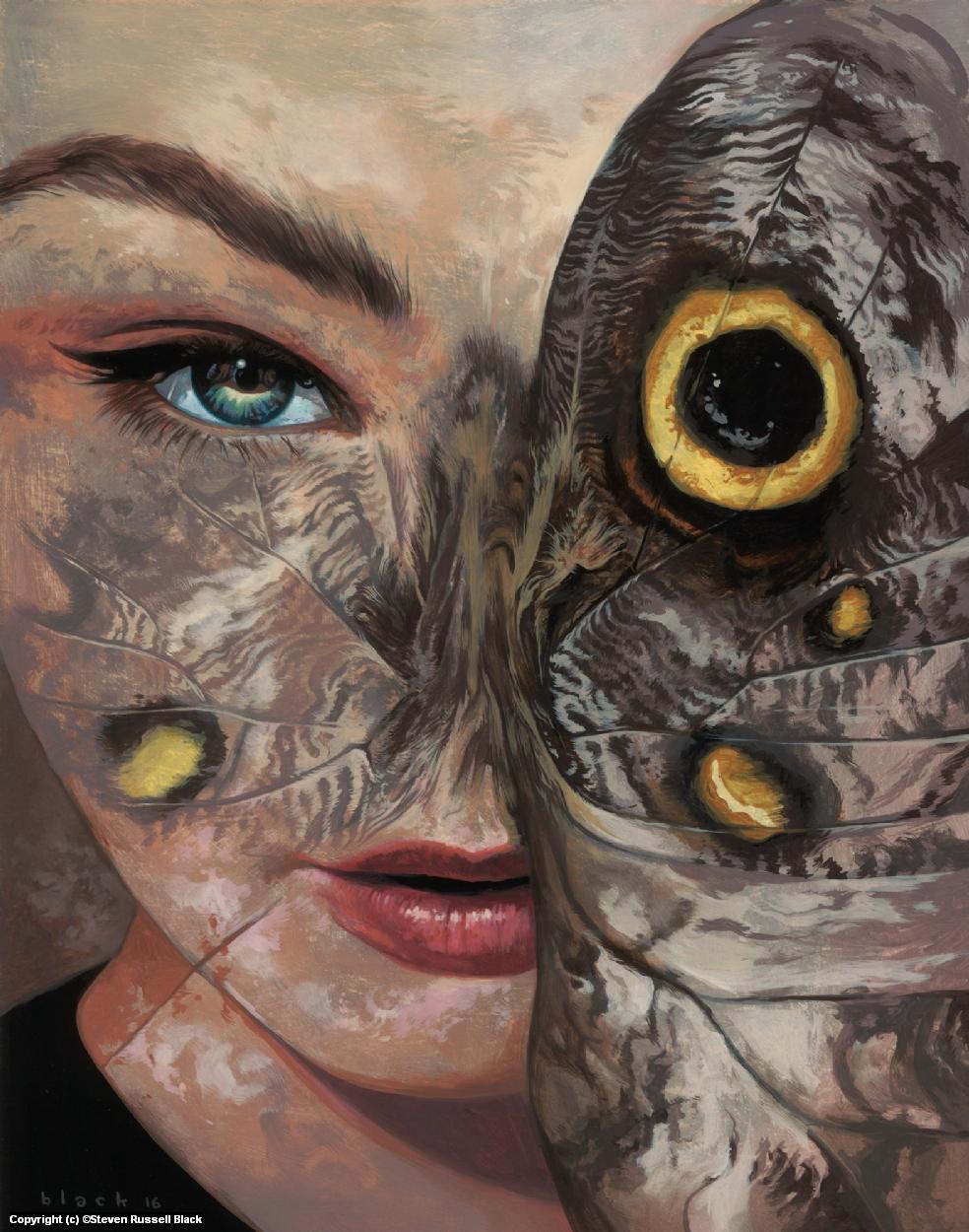 Mariposa Artwork by Steven Black