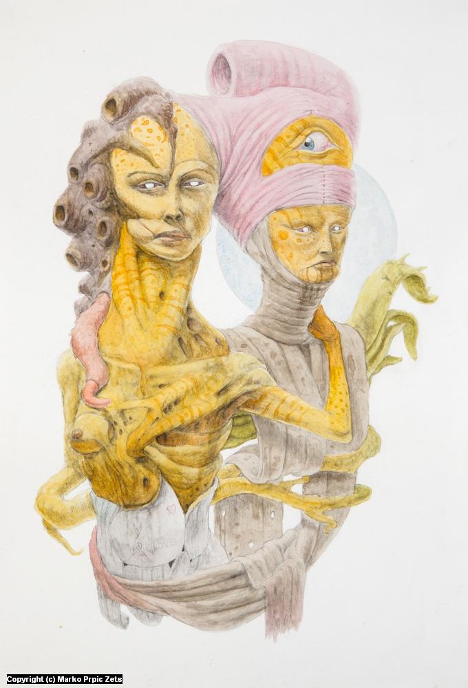 Relationship Artwork by Marko Prpic
