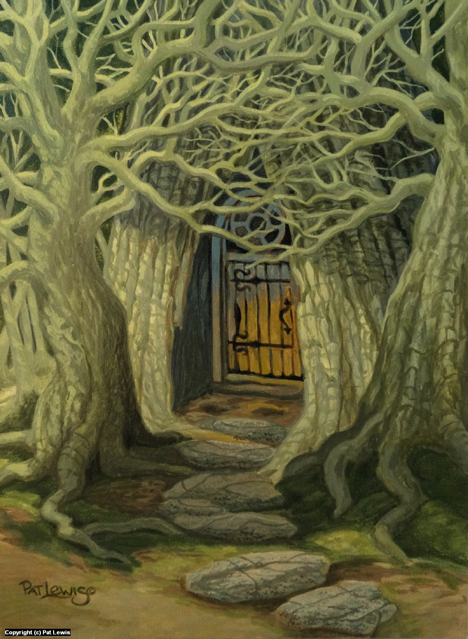 A magical Place Artwork by Pat morrissey-Lewis