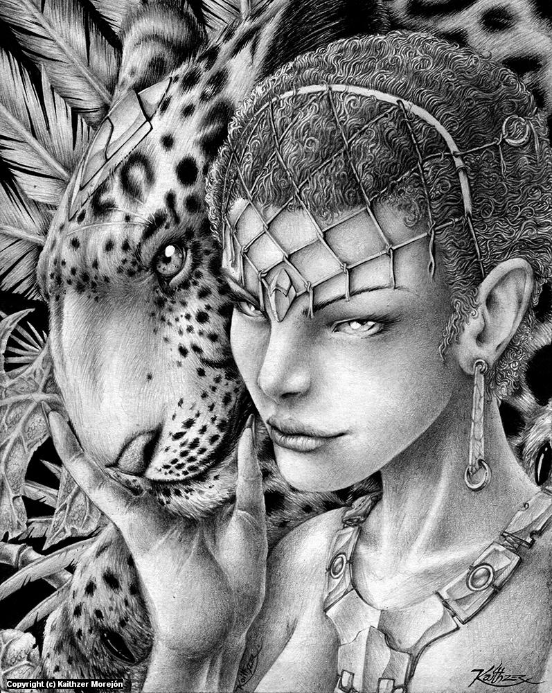 Saadi Artwork by Kaithzer Morejón