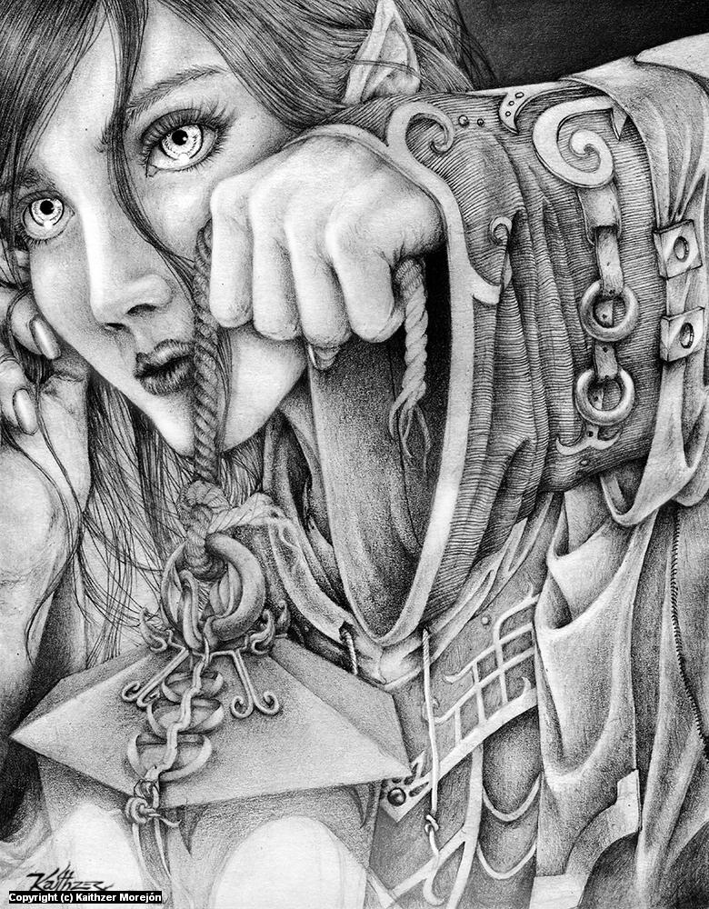 Sephira Artwork by Kaithzer Morejón