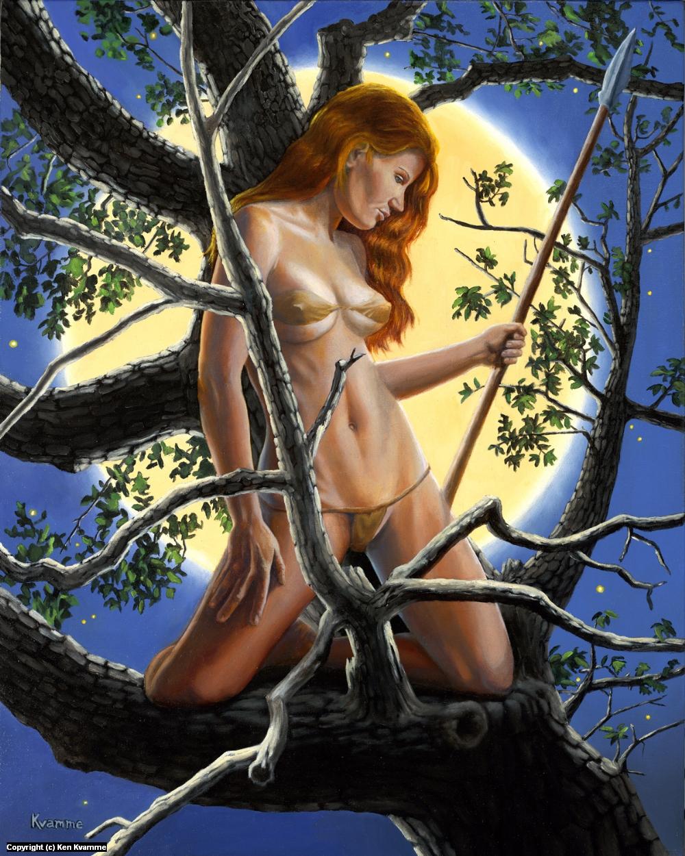 Jane Artwork by Ken Kvamme