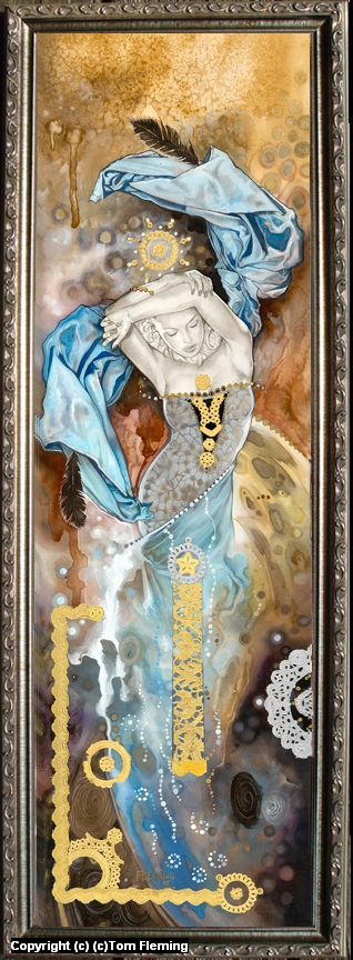Imagination Artwork by Tom Fleming