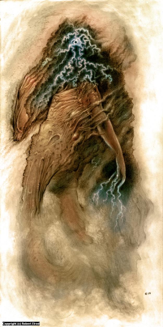 Storm Artwork by Robert Elrod