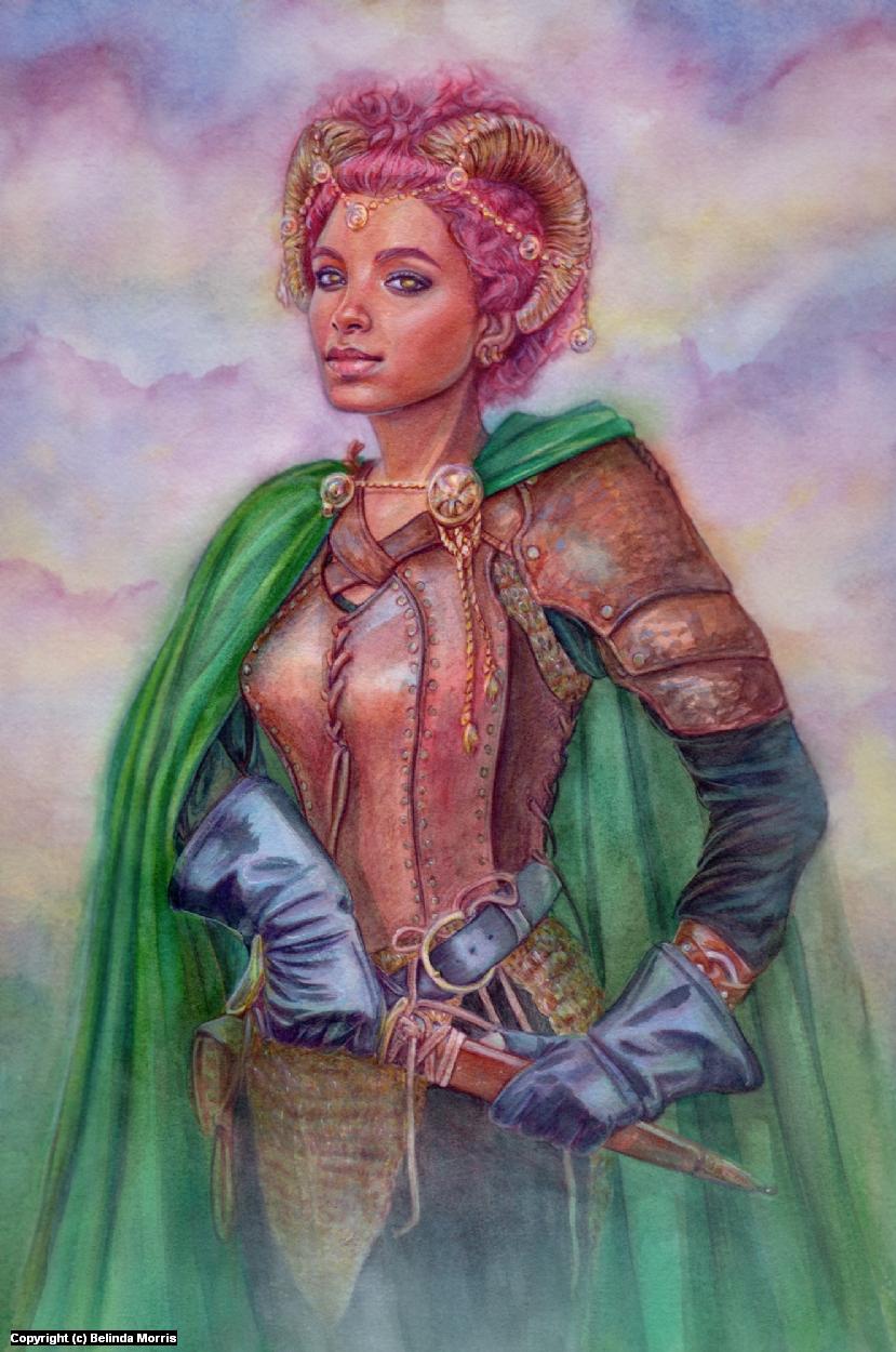 Celeste Artwork by Belinda Morris