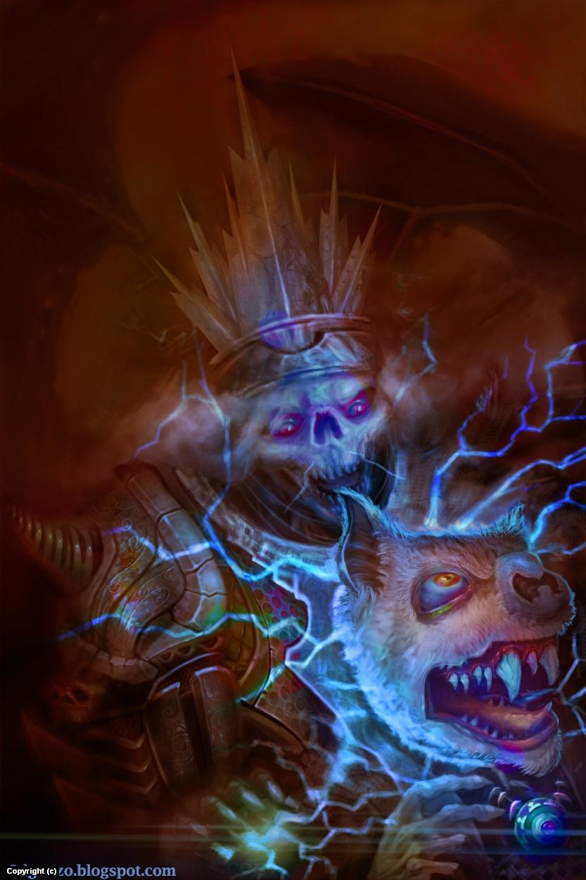 Sneak Attack Artwork by Edward Gonzalez