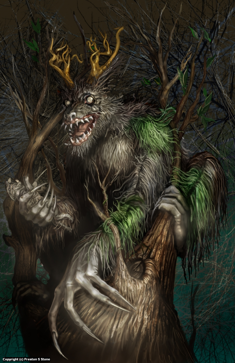 The Wyndigo Artwork by Preston Stone