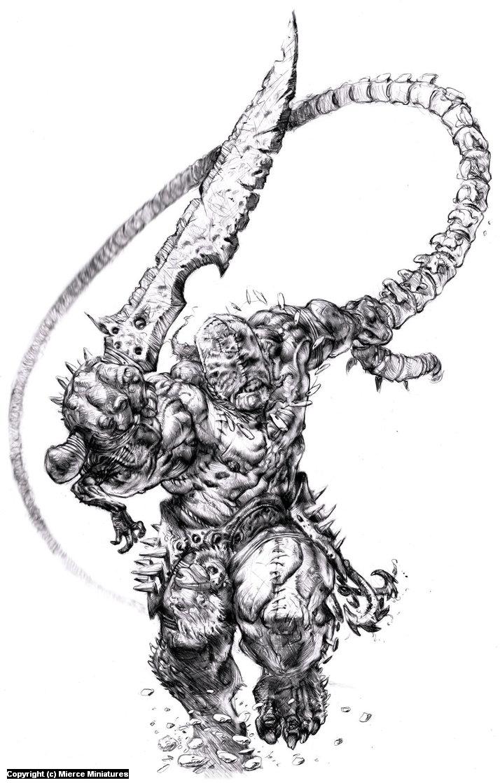 Brute Beast Artwork by danny cruz