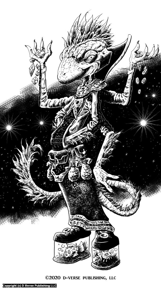 NEXUS Novel-Rahgz Artwork by Michael Rechlin