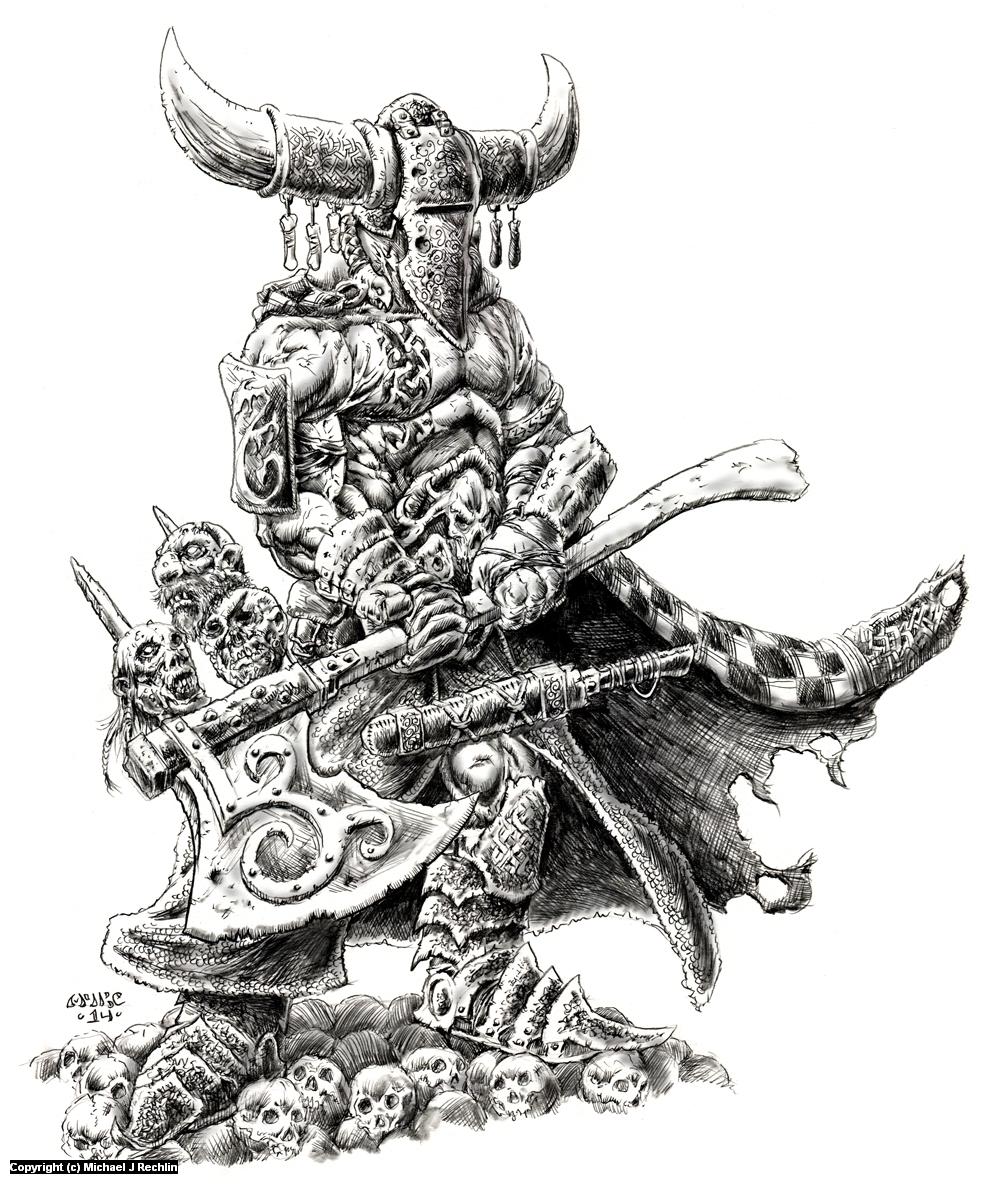 Sessair Champion Artwork by Michael Rechlin
