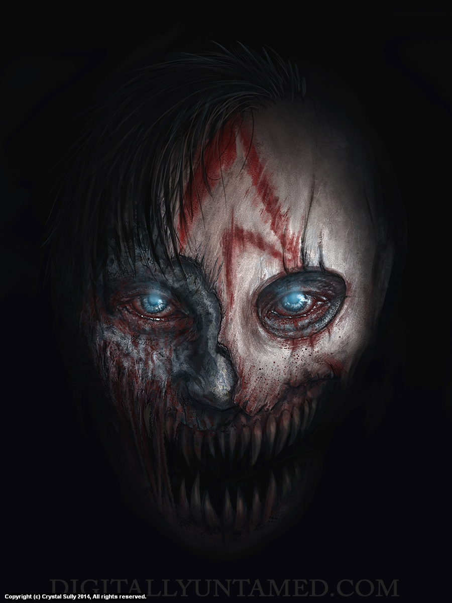 Tenoch Jibade - Nightmare Artwork by Crystal Sully