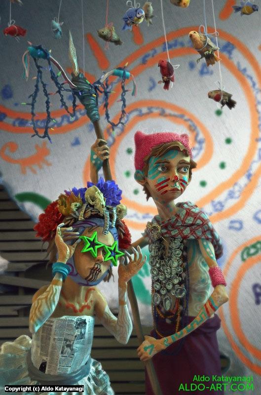 Kids Artwork by Aldo Katayanagi