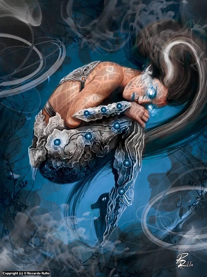 Dream Artwork by Riccardo Rullo