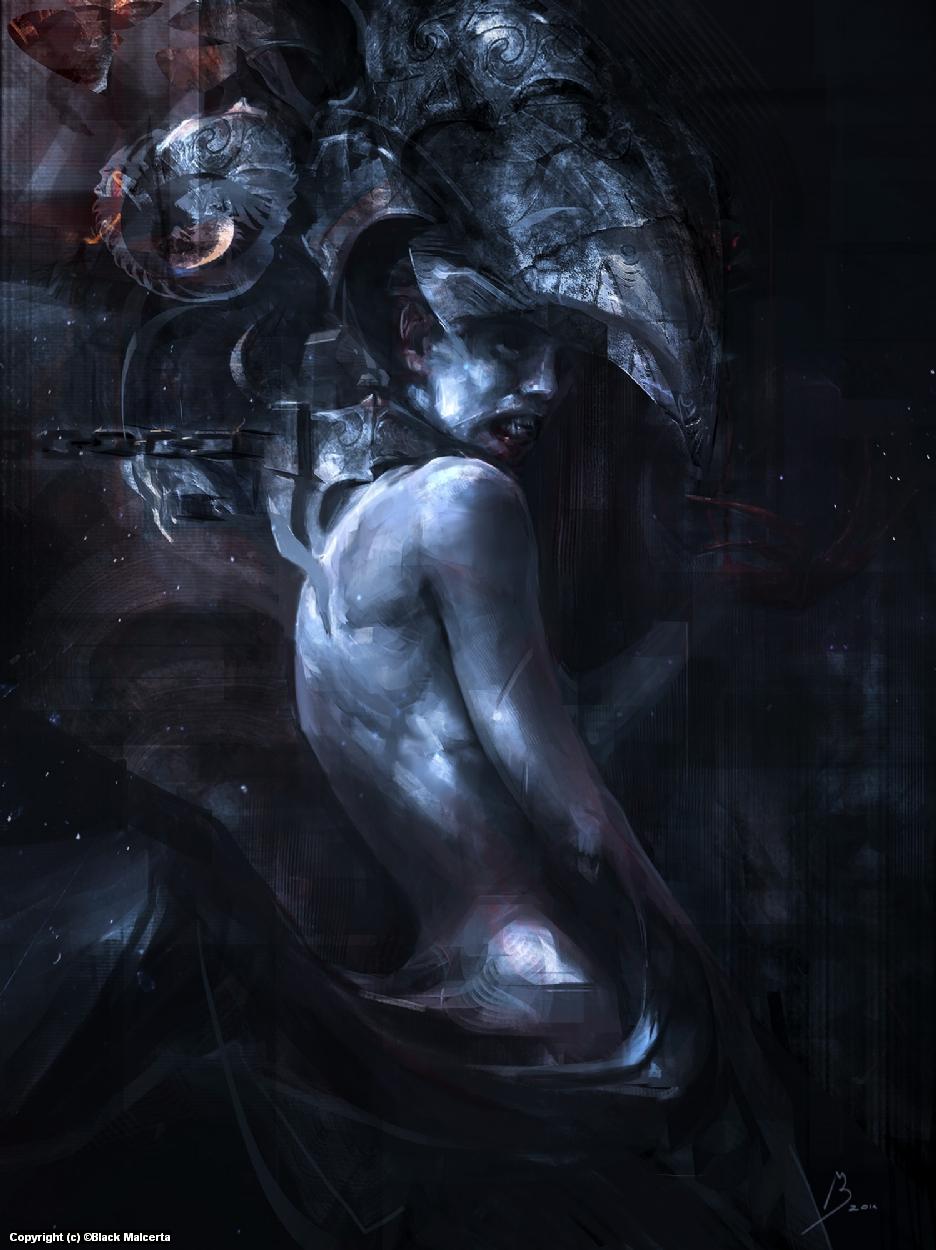 Vampire Prison Artwork by Black Malcerta