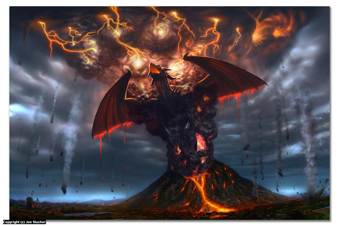 Darkstalker Artwork by Joe Slucher