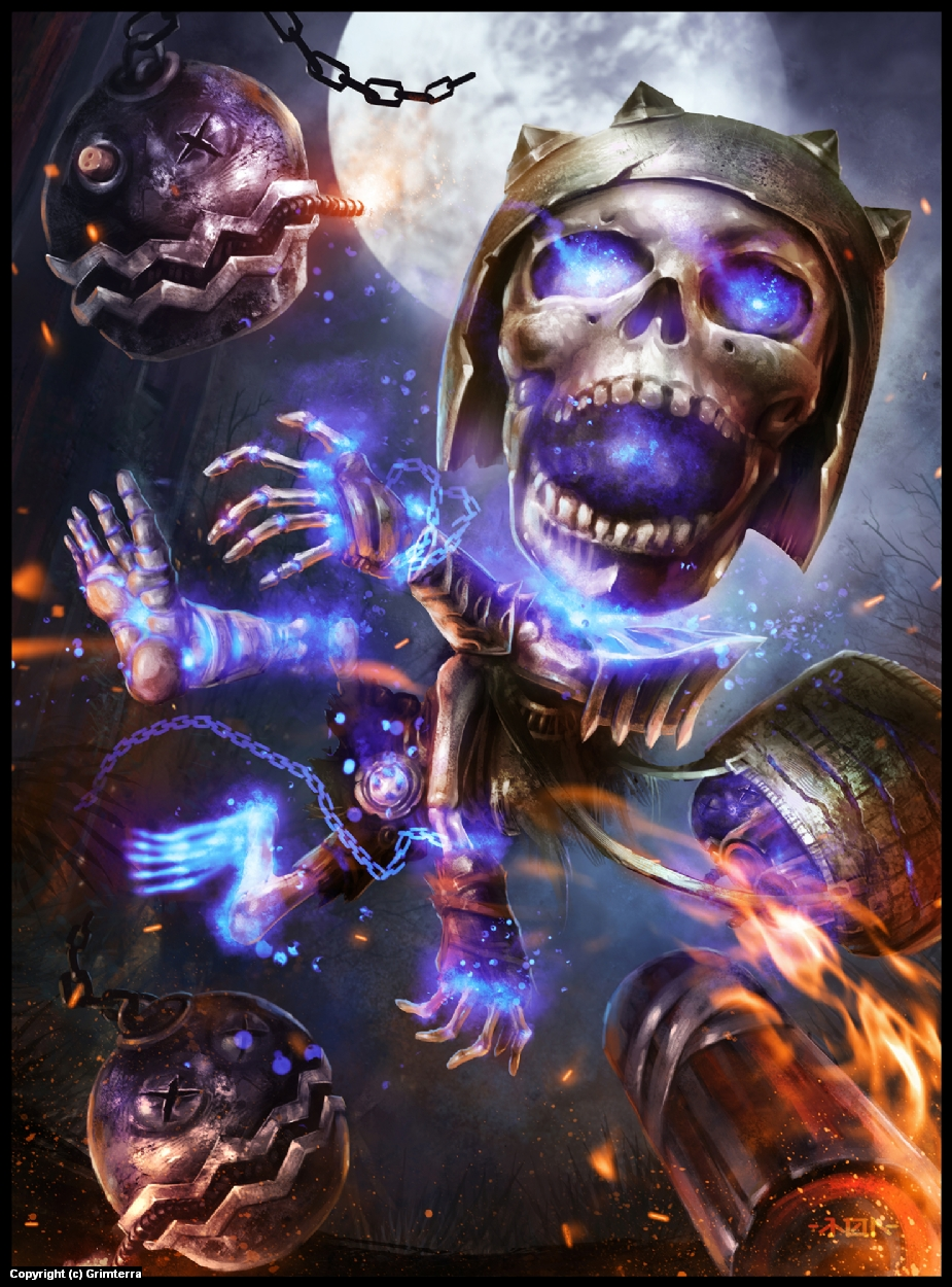 Skullboy Artwork by Ramon  Puasa Jr