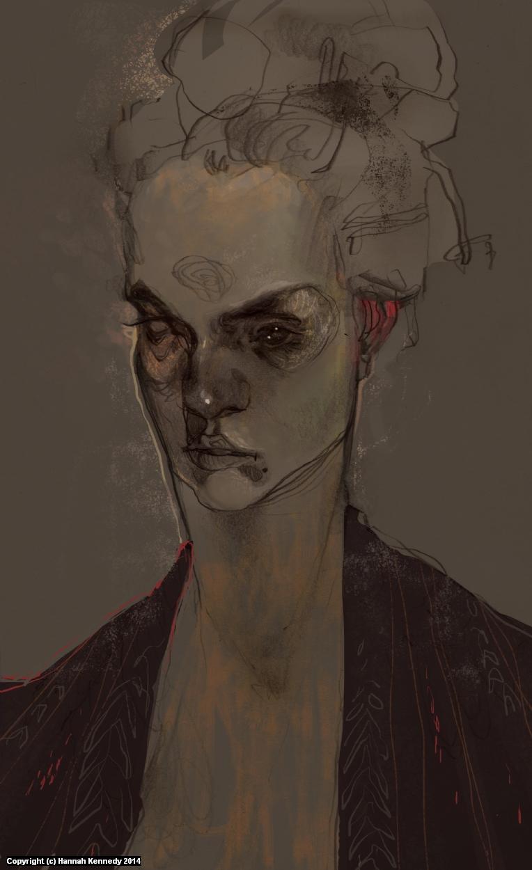 Slef Artwork by Hannah Kennedy