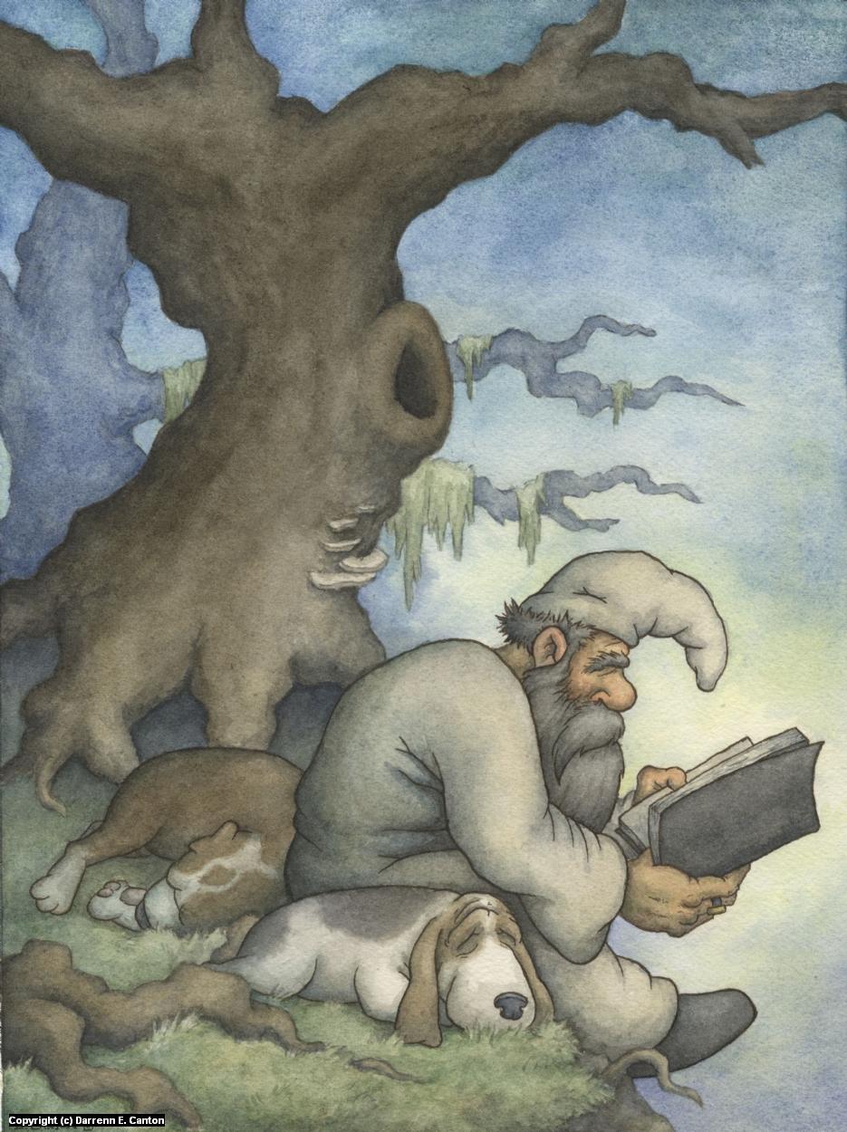 Lamentations Artwork by Darrenn Canton