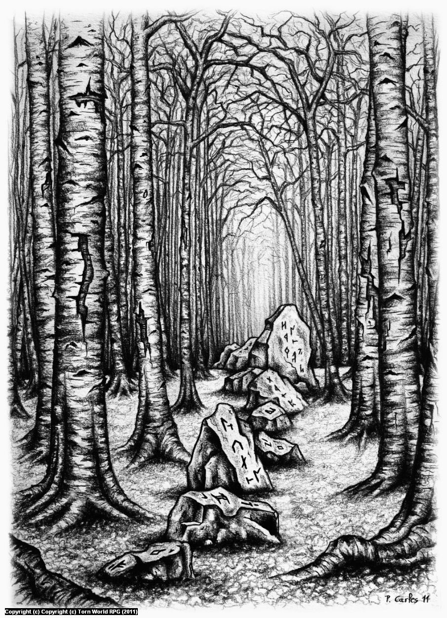 The Forgotten Path Artwork by Pierre Carles