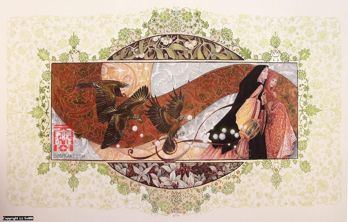 Estones - Tales of Trappist vol.1 Artwork by so MK