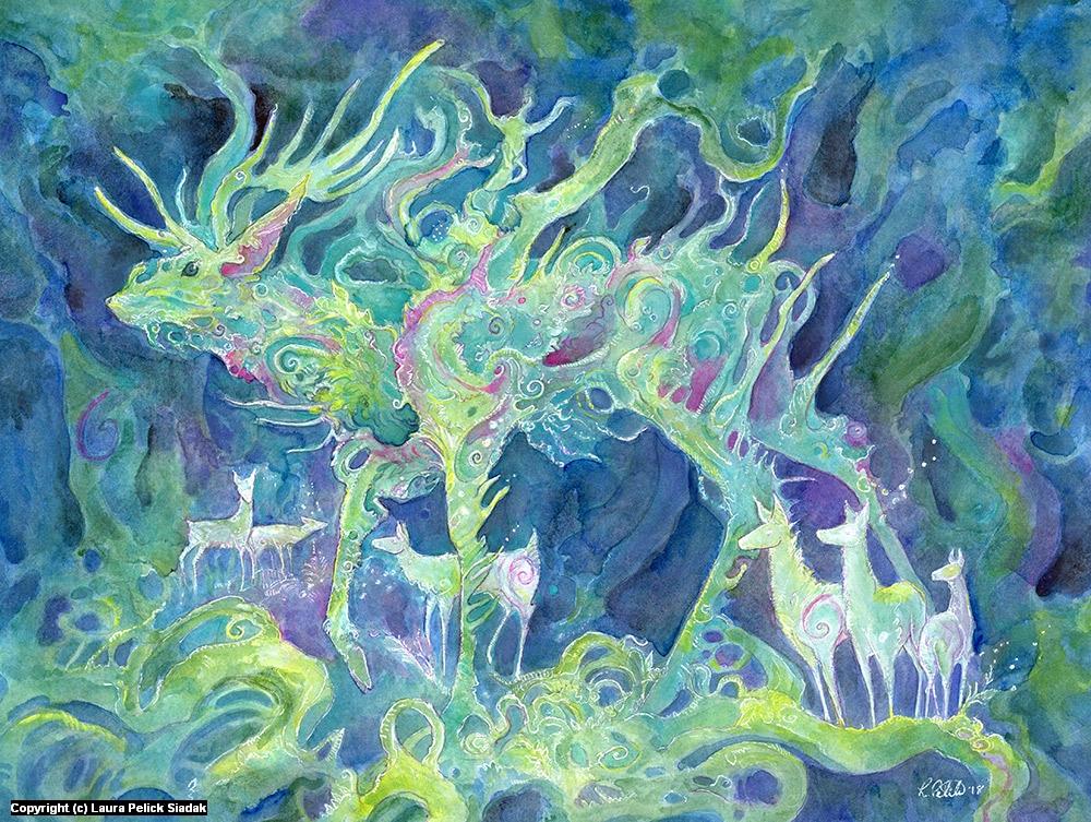 The Walker Artwork by Laura Siadak