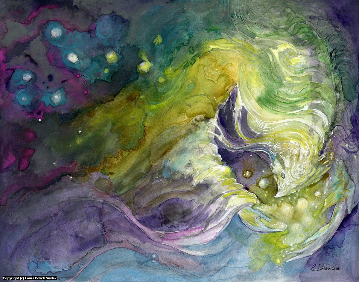 Star Finder Artwork by Laura Siadak
